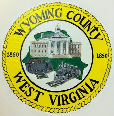 Wyoming County Seal